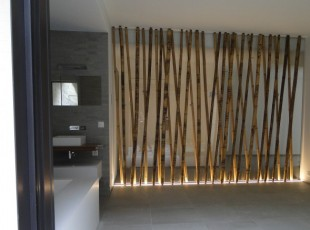 Raumteiler Aus Bambus